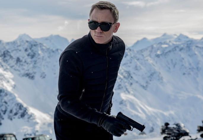 "Daniel Craig plays as James Bond for the fourth time in ""Spectre."" Craig is the eighth to play the role."