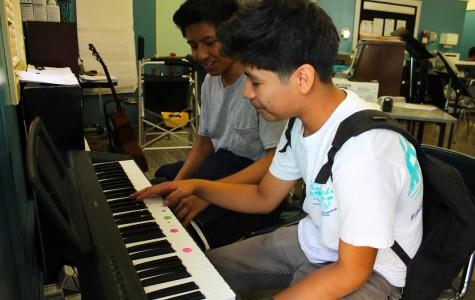 Music classes cut due to a decrease in enrollment