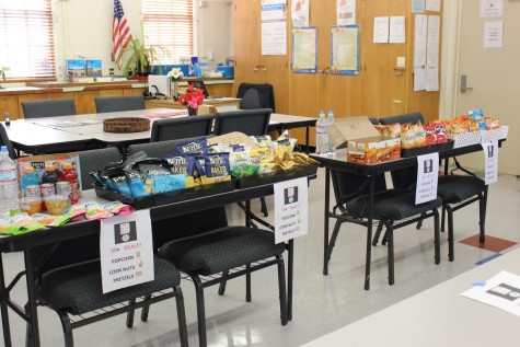 Recently, students have seen a positive change in the food items available at the student store.