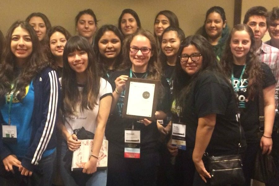 Spring convention unites student journalists