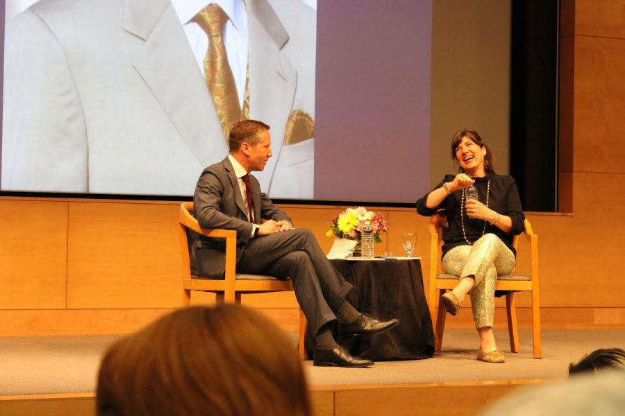 Christiane Amanpour details her life, career during Daniel Pearl Memorial Lecture