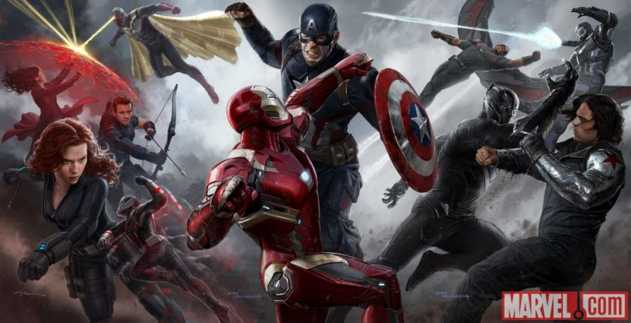 """Captain America: Civil War"" is filled with action that leaves audiences on the edge of their seats."