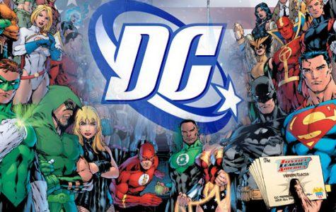 DC comics make comeback