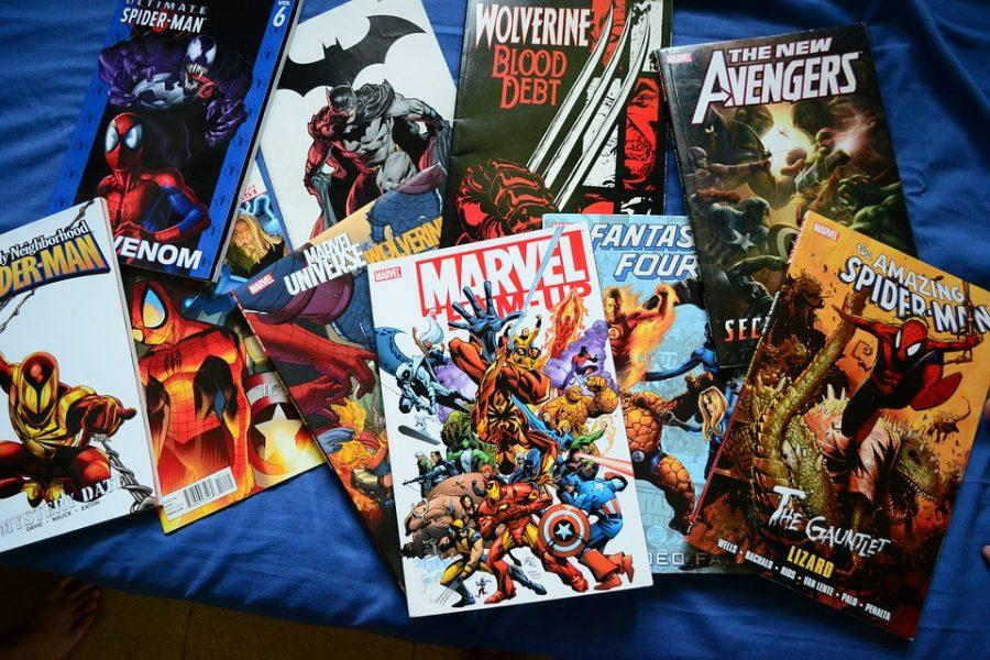 "Marvel- This fandom includes comic books, movies, videogames and TV shows which take place in the Marvel universe, a place where superheroes exist and fight crimes caused by villains. The most recent shows for Marvel include ""Jessica Jones"" and ""Daredevil."" The release of ""Captain America: Civil War"" on May 6 also led to much excitement and anticipation in the fandom."
