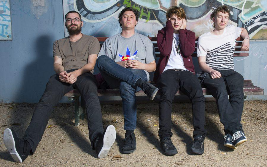 The Front Bottoms rock Downtown stage