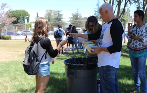 Students enjoy the first Fiesta Friday of the year