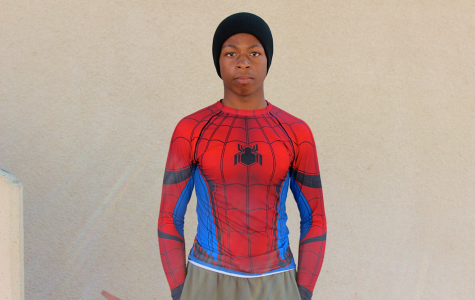Students dress up for Spirit Week