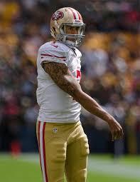 San Francisco 49ers Colin Kaepernick's silent protest earns nationwide criticism.