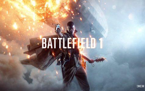 Battlefield 1 hits the shelves