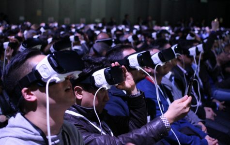 Virtual Reality promises a new future for gaming