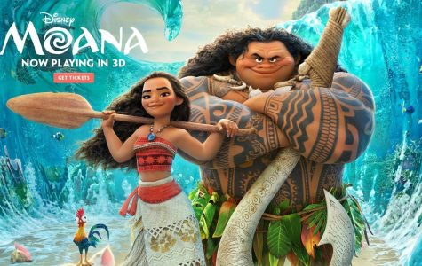 Moana splashes into the Disney franchise with new twist