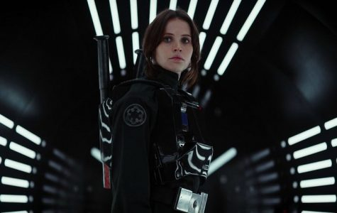 """Rogue One: A Star Wars story     Rating: PG-13     Genre: Fantasy/Science Fiction film      When the empire plans to build the infamous Death Star, destroyer of planets, a group of rebels join forces to steal the plans before the empire succeeds and cause havoc to the galaxy. This film takes place before Episode 4, """"A New Hope"""". Oscar-winning actress Felicity Jones stars as the rebel Jyn Erso and Ben Mendelsohn as Imperial Director, Orson Krennic. Audiences will also be getting a glimpse of one of the most famous Star Wars character, Darth Vader. """"Rogue One: A Star Wars Story"""" will be released on Dec. 16"""