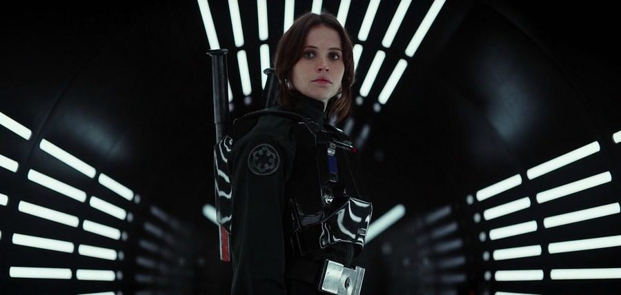 "Rogue One: A Star Wars story     Rating: PG-13     Genre: Fantasy/Science Fiction film      When the empire plans to build the infamous Death Star, destroyer of planets, a group of rebels join forces to steal the plans before the empire succeeds and cause havoc to the galaxy. This film takes place before Episode 4, ""A New Hope"". Oscar-winning actress Felicity Jones stars as the rebel Jyn Erso and Ben Mendelsohn as Imperial Director, Orson Krennic. Audiences will also be getting a glimpse of one of the most famous Star Wars character, Darth Vader. ""Rogue One: A Star Wars Story"" will be released on Dec. 16"