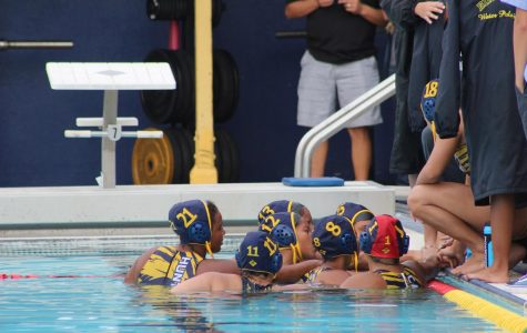 Girls water polo suffers a defeat in playoffs