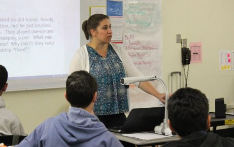 English teacher Leah Pevar nominated for Teacher of the Year