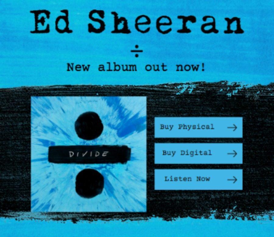 Album review: Ed Sheeran's