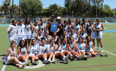 Girls lacrosse wins fourth consecutive city championship