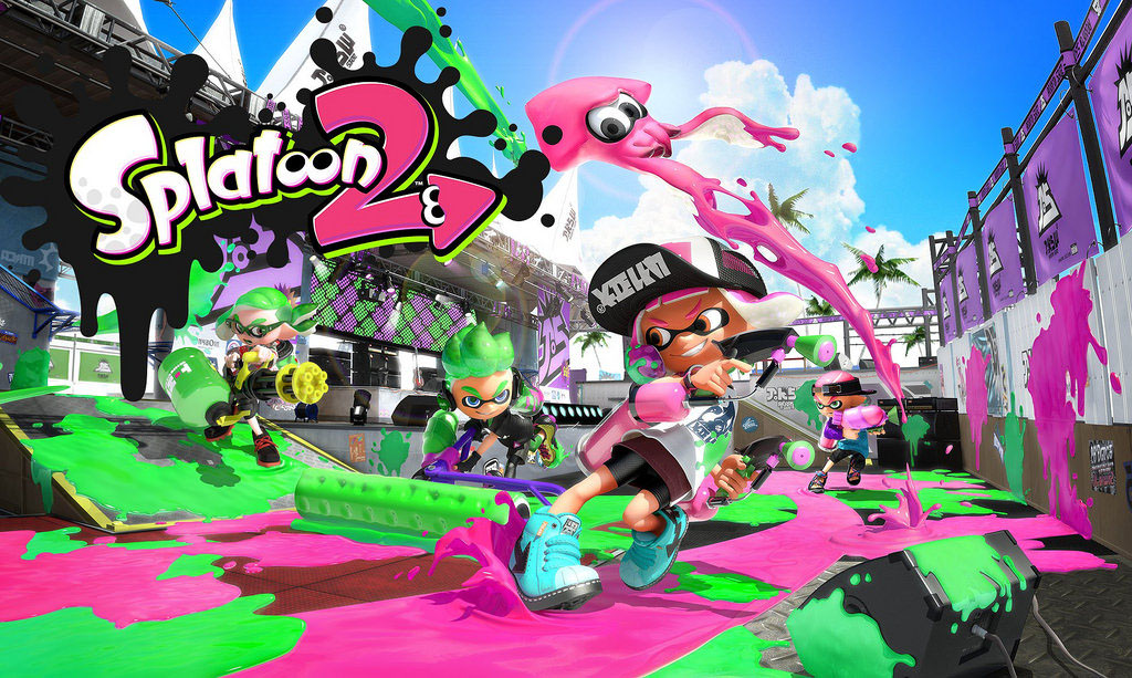 The sequel to 2015's Splatoon features all-new weapon types, updated game modes and several more maps to play in. Published by Nintendo gaming, the game is in a third-person shooter format and will be released July 21
