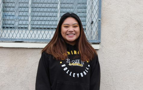 Athlete of the Month: Audree Alaras begins her second season in Patriots volleyball