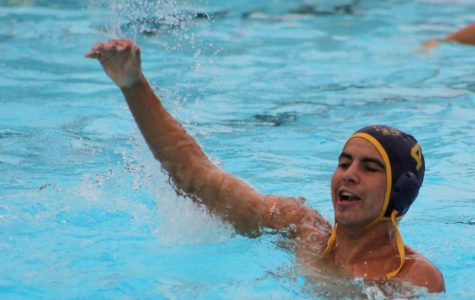 Athlete of the Month: Ben Sanchez makes a splash in upcoming water polo season