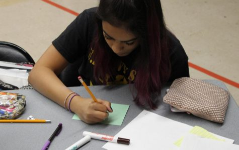 Students decompress throughout school day