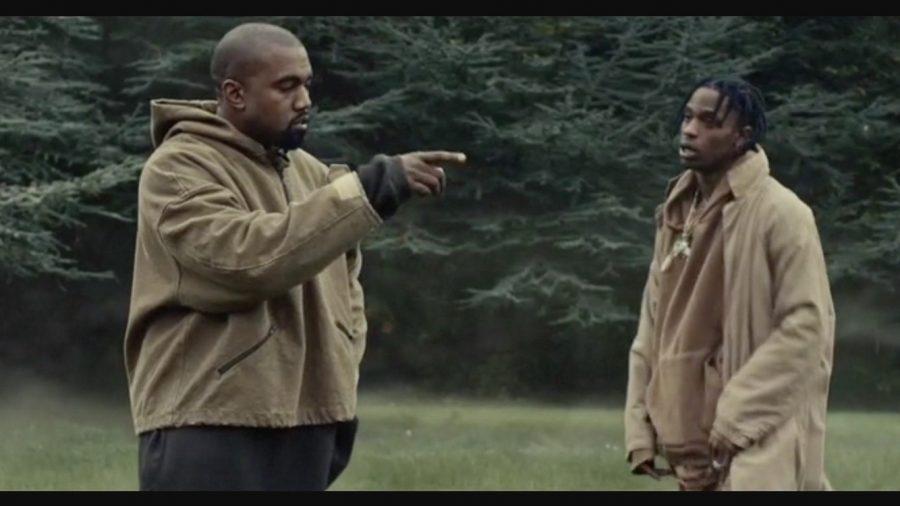 Album wars: Kanye vs. Travis Scott