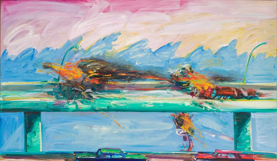 LACMA (Los Angeles County Museum of Art) Playing with Fire: Paintings by Carlos Almaraz Aug. 6 - Dec. 3 Admission: Ticketed