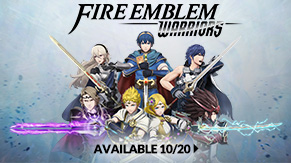 Adventures await in Fire Emblem Warriors