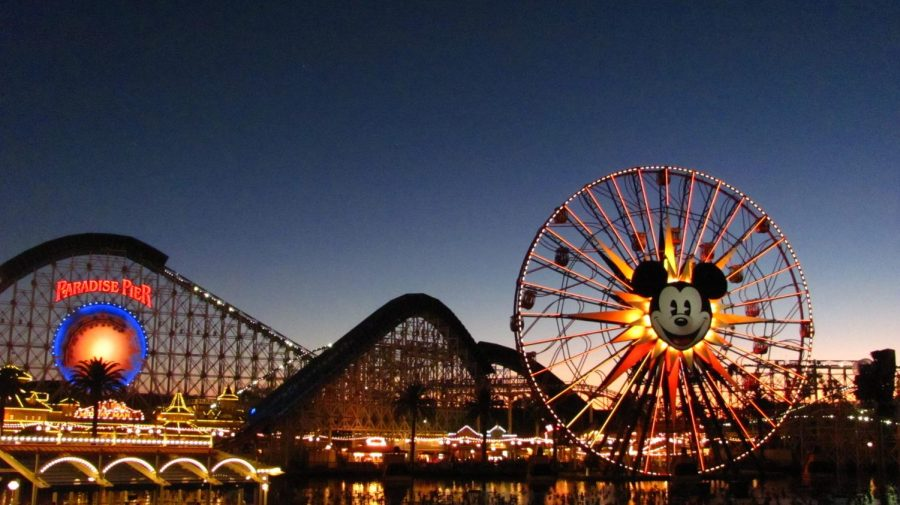 Seniors will have their Grad Night at Disney's California Adventure on June 9.