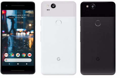 Ask more of your phone with Google's Pixel 2 and Pixel 2 XL