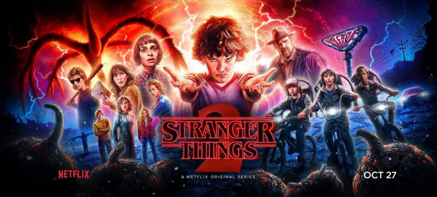 Stranger Things only gets weirder