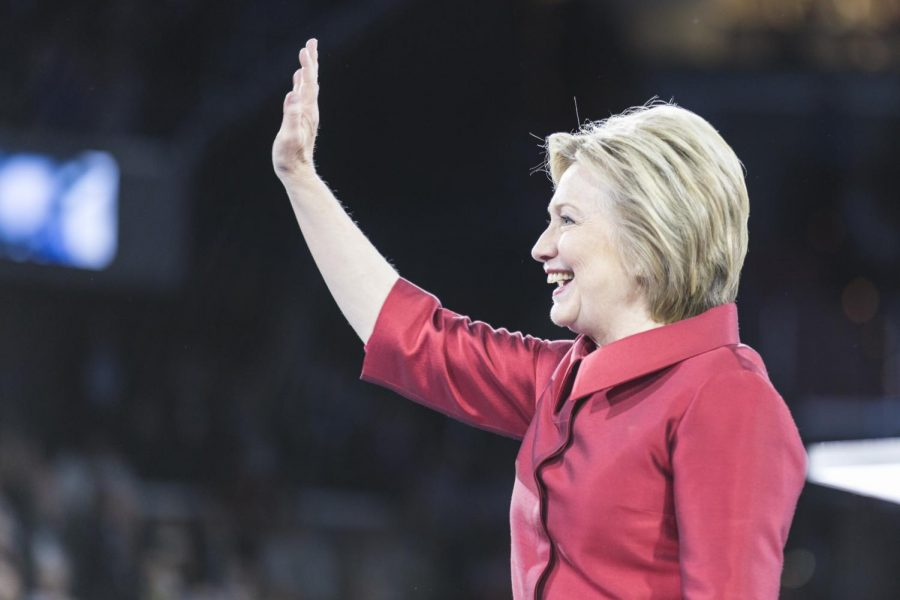 Keynote speaker Hilary Clinton is an inspiration for the program's purpose to inspire success in young women and spread awareness of the obstacles the face in society.