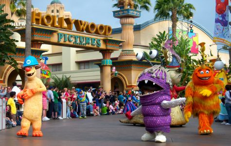 Pixar takes over California Adventure