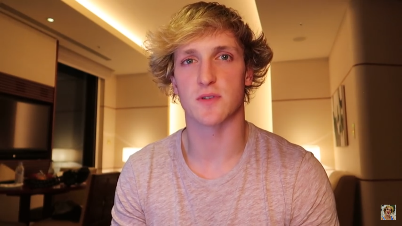 Youtuber Logan Paul has been criticized for his