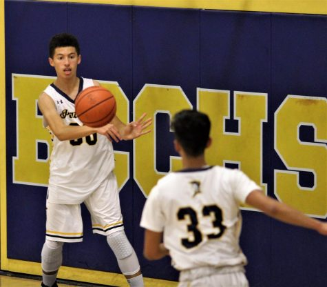 Boys basketball aims for successful season