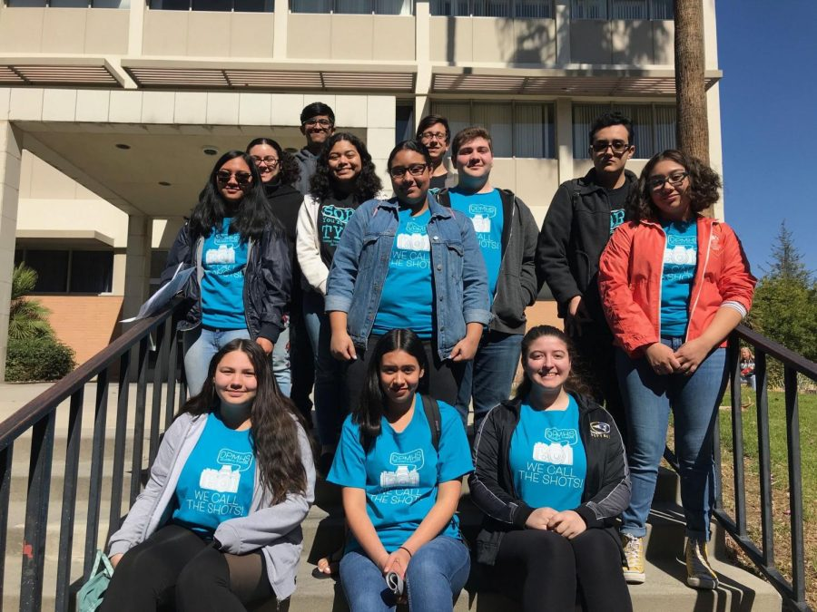12 members from The Pearl Post and Prestige Yearbook competed last Saturday at the LAJTA High School Journalism Write-Offs.