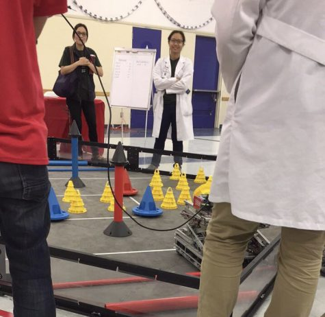 New robotics class is brought to DPMHS