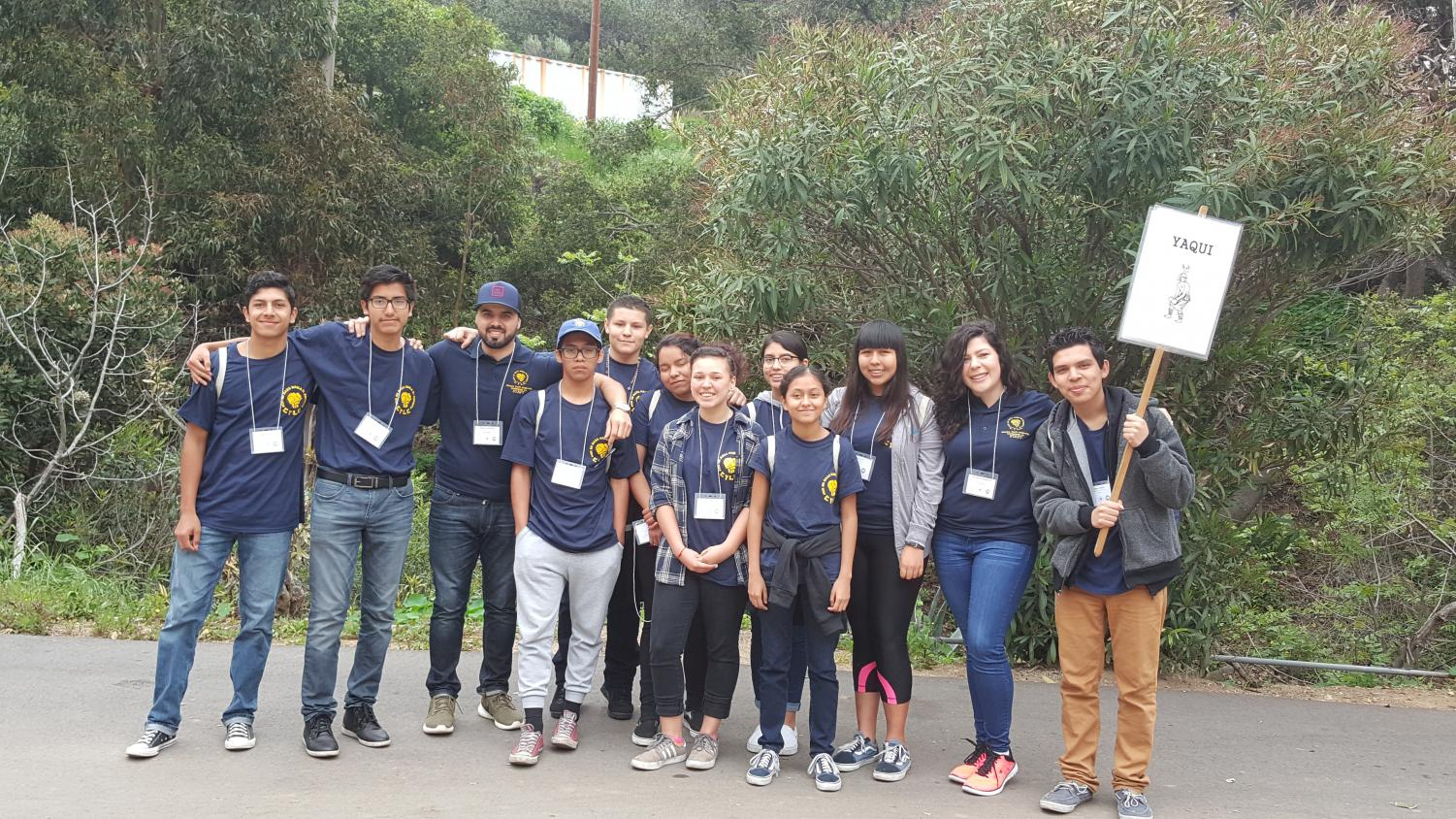 Students continue to attend the Chicano Youth Leadership Conference to discuss educational issues in a culturally enriched environment. Senior Anthony Freyre attended this conference back in his junior year.