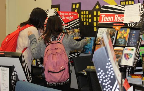 Get ready to book it to the book fair