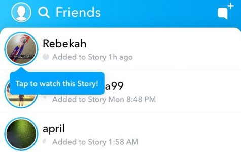 Newest snapchat update causes massive outrage