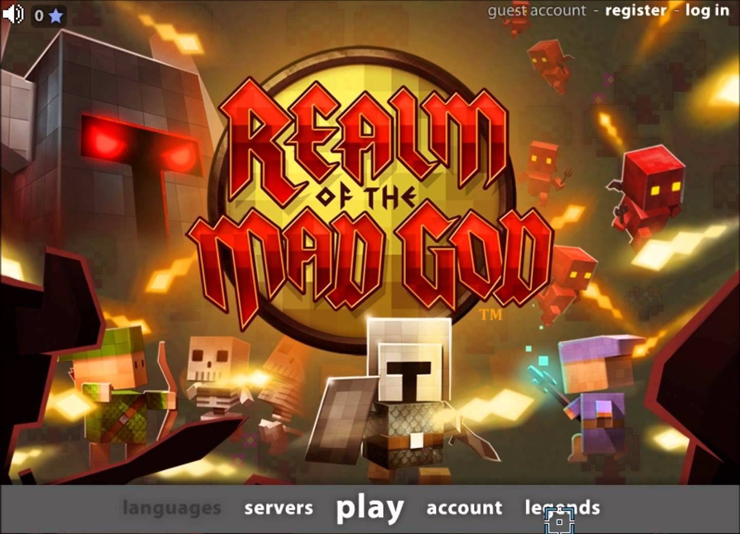 """In """"Realm of the Mad God,"""" players face bullet hell environments that require precise dodging skills or enough defense to absorb damage without dying. If the danger is just too much, players can escape to safety using a technique known as """"Nexusing."""""""