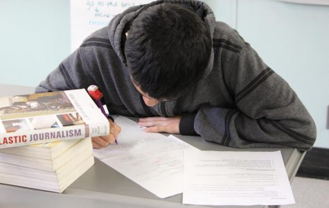Study hall put into place to help struggling students