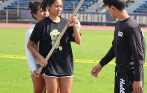 Athlete of the Month: Nixia Bravo leaps from cross country to track and field