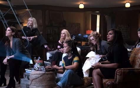 Female-power is alive and well in 'Ocean's 8'