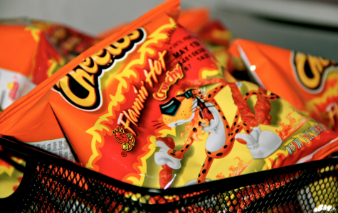 'Flamin' Hot' Cheetos move from their bag to the big screen