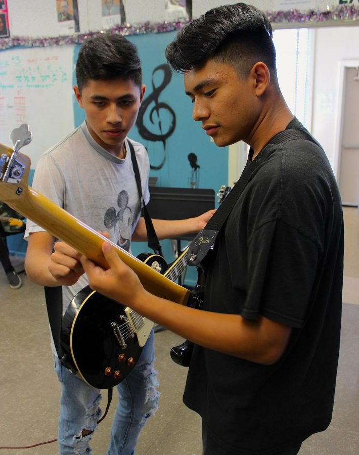 Students have collaborated and worked together to prepare for the first ever student-run Spring Concert on May 3, bringing in individuality and creativity to the stage.