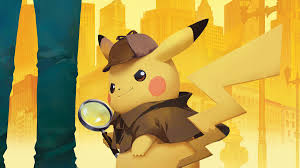 Solving the Pokémysteries with Pikachu