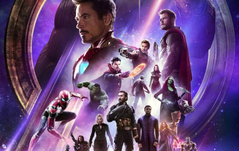 "Destiny arrives in ""Avengers: Infinity War"""
