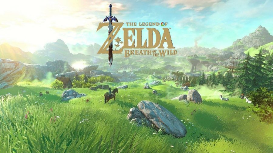 Legend of Zelda: Breath of the Wild will entertain players for hours with its many sidequests and free-roam characteristics.
