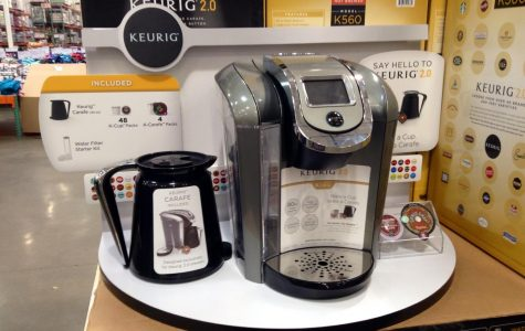 Keurig K-Cup In-Room Brewing System: This all-in-one coffee and tea brewer is absolutely perfect for your dorm room, since it takes up little space. It's easy to use, versatile, and affordable! What more could you want? The brewing system can be bought for $92.25 on Amazon.